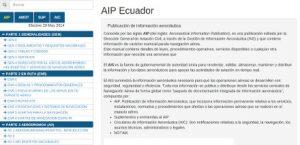 AIP Ecuador